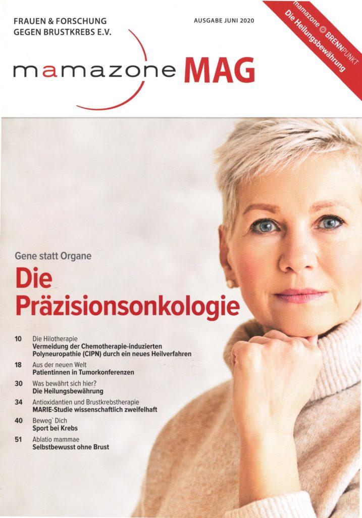 mamazon Mag, Presseartikel Forum Wolfgarten